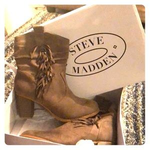Shoes - Fall Steve Madden Boots